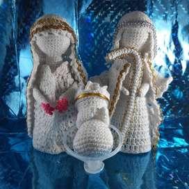 Pesebre Crochet