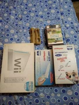 Wii + 11 juegos