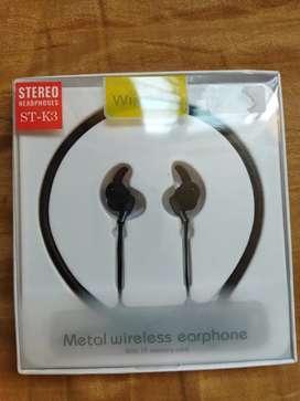 Audífonos Bluetooth nuevos