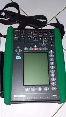 Calibrador multifuncion beamex mc5