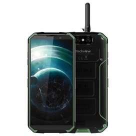 CelularBlackview bv9500 ip68 super fuerte 64gb GPS con conexion satelital EL MEJOR