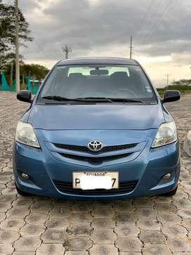 Toyota Yaris Sedan 1,3