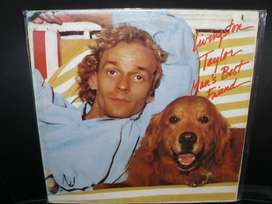 "VINILO LIVINGSTON TAYLOR "" MAN'S BEST FRIEND """