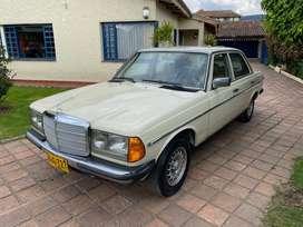 Mercedes Benz 250E 1982. Oportunidad