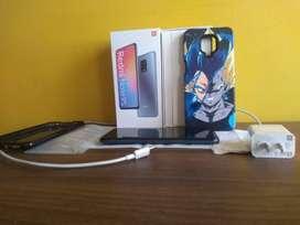 Xiaomi redmi note 9s 4gb de Ram, 128 gb Interna único dueño