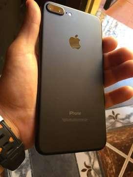 Vendo iphone 7 plus - 128GB - 94% de bateria.