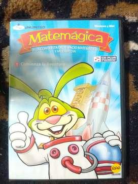 Videojuego para Niños - MATEMAGIC EP. 1