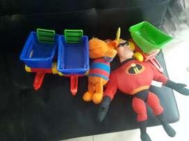 Combo juguetes