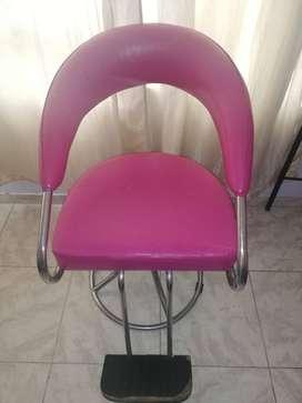 Venta muebles peluquería