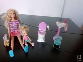 Barbie quiero ser niñera