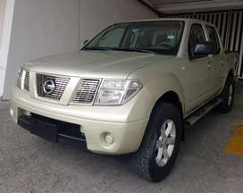 VENDO NAVARA 2011 MANUAL 4X4
