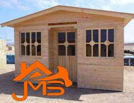 Casas pre fabricadas