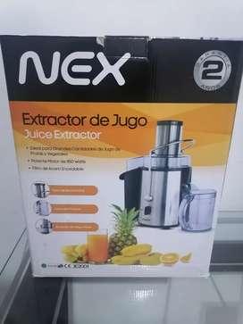 Vendo extractor de jugo