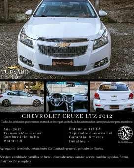 Chevrolet Cruze Ltz 2012