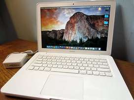 Macbook unibody 2010