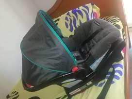Graco silla de bebe