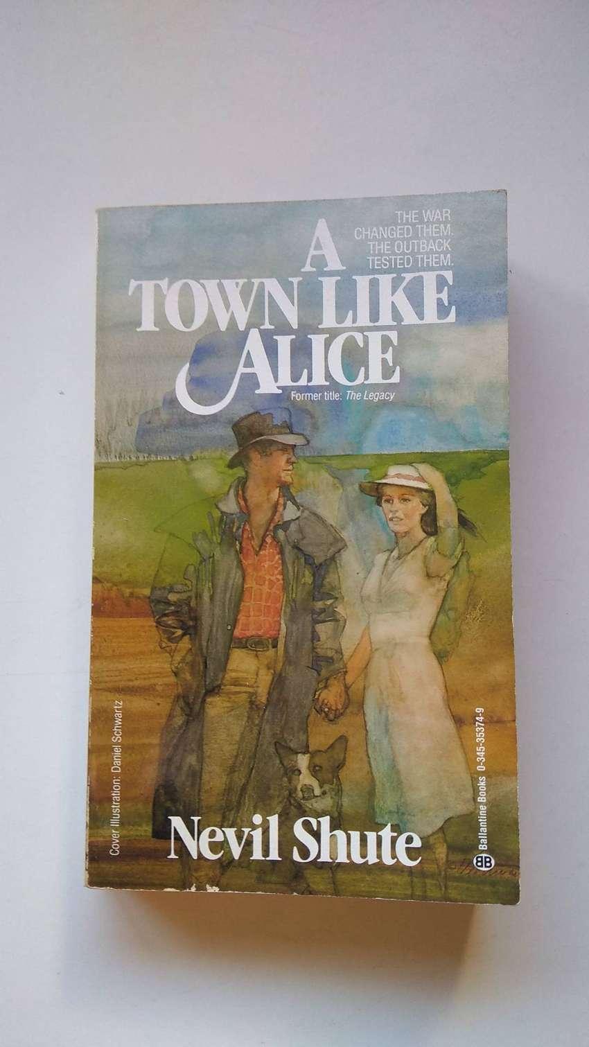 A town like Alice - Shute Nevil