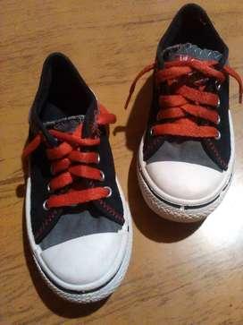 Zapatillas para nene N 27.