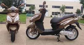 MOTO OROMOTO 150T JF