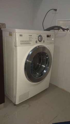 Arreglamos tu lavador y secadora carga frontal