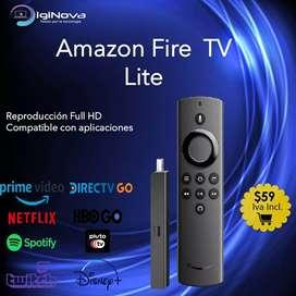 Amazon Fire TV Lite