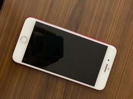Iphone 7 plus Rojo