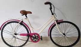 Bicicleta clásica Rodado 26