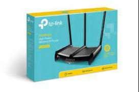 Tp-link, Router Wifi Tl-wr941hp, Alta Potencia Rompe-muros
