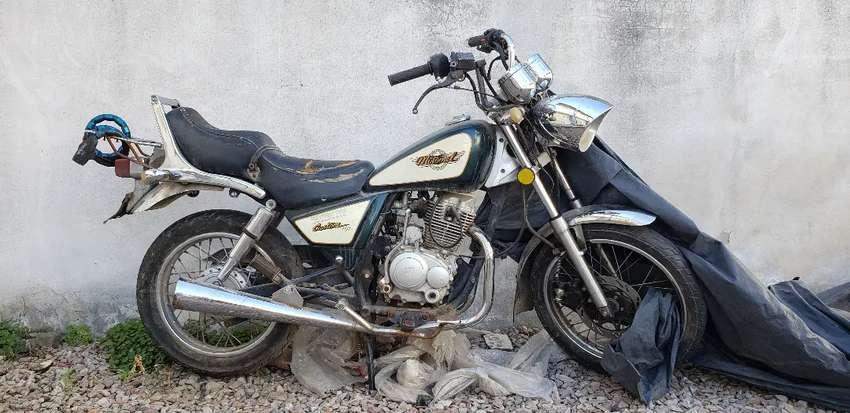Motomel Custom 150 7950 kms 0