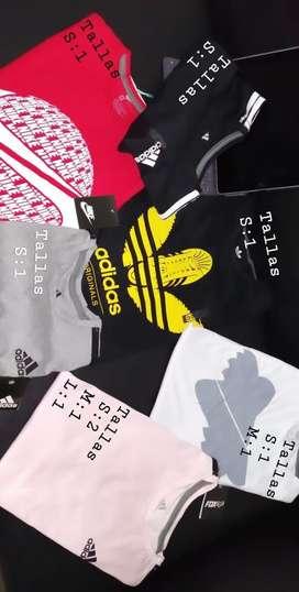 Camisetas promocion x10