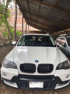 Venta de BMW x5 2009 (Negociable)