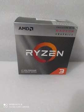 Ryzen 3 3200g gráficos incluidos