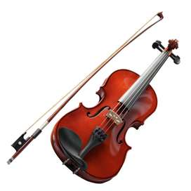 Violin Perlman 1412P18 Music Box Colombia Estuche Arco Pes Natural  1O