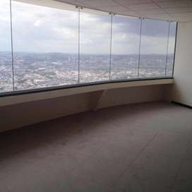 Alquiler 82m2 oficina the Point en Guayaquil