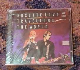 Roxette cd dvd