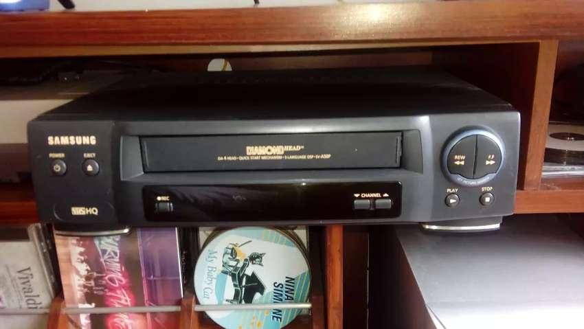 VHS SAMSUNG 0