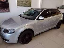 Vendo Audi A3 TDI 2.0 con cuero excelente estado