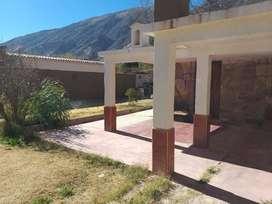 np23 - Casa para 4 a 6 personas con cochera en Maimara