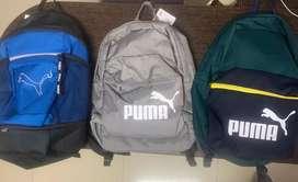 Mochilas marca Puma originales unisex
