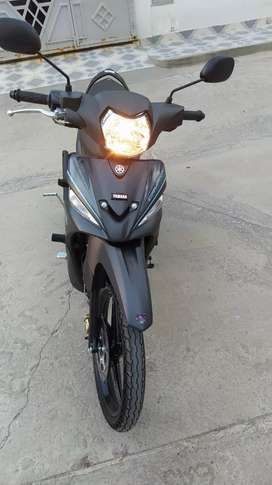 Vendo moto Yamaha NUEVA