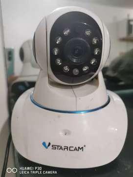 Cámara IP para vigilancia remota