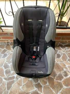 Silla de carro para bebé y niños