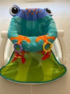 Vendo silla para bebe fisher price