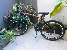 Bicicleta Mountain Bike 5 meses de uso!