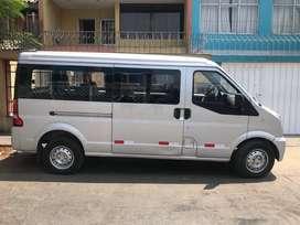 Venta Minivan DFSK 2018 modelo C37 11 asientos