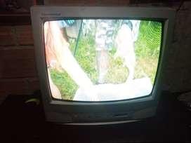 Vendo TV de 21 pulgadas sin control