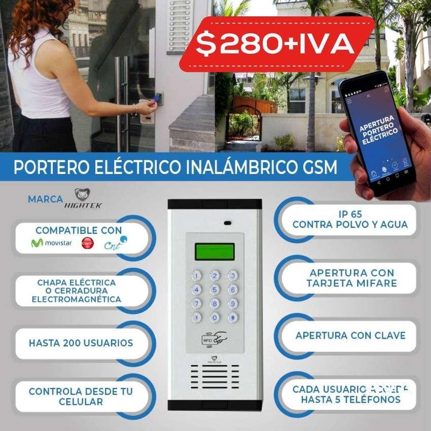 PORTERO INALAMBRICO GSM/PORTERO GSM HIGHTEK 0
