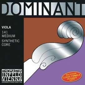 Cuerda La Y Re para Viola Dominant