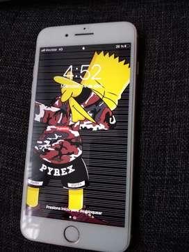 Venta Iphone 8 plus como nuevo