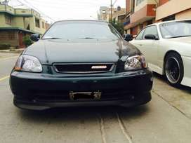 Vendo manecilla izquieda civic 96